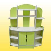 """Мебель игровая для детских садов, Купить стенка детская """"Уголок природы"""", Код: 13867 фото"""