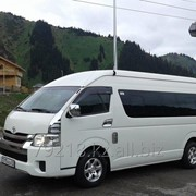 Прокат Аренда Микроавтобусы фото