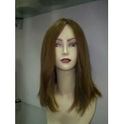 Парик из натуральных волос №7.72 фото