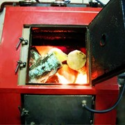 Котлы на твердом топливе промышленного исполнения РЕТРА-3М фото