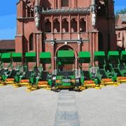 Уборочные машины Monchiero фото