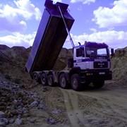 Самосвал MAN 35 тонн, 26 М3, 10х8 фото