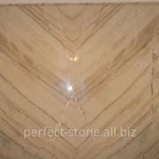 Натуральный камень в ванных комнатах и туалетах Вид 13 фото