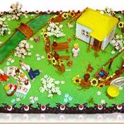 Изготовление тортов на заказ Луганск фото
