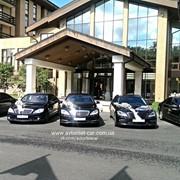 Автомобиль на прокат с личным водителем Харьков фото