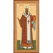 Икона Митрополит Алексий Московский фото