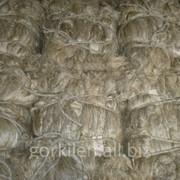 Flax fiber фото