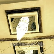 Багет потолочный для оригинального оформления вашего дома фото