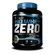 BioTech Iso Whey Zero lactose free 2270 гр - 5lb, кокос фото