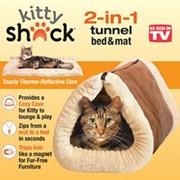 Домик-Лежанка для собак и кошек Kitty Shack фото