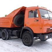 Горелая порода в Караганде доставка КАМАЗ 12т фото