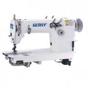 1-игольная промышленная швейная машина цепного стежка фото