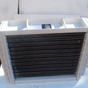 Воздухоохладитель ч.  6БП392.229 фото