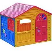 """Детский пластиковый домик """"Игровой"""" Marian Plast 360 фото"""