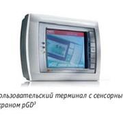 Терминалы пользовательские с сенсорным экраном pGD3 фото