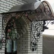 Декоративный козырек, по оптимальным ценам приобрести в Херсоне фото