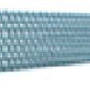 Нож отвала с перфорацией Borox сетчатый фото