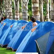 Аренда, прокат палаток фото