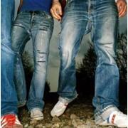 Пошив джинсовой одежды из давальческого сырья фото