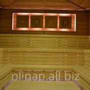 Строительство финских бань фото