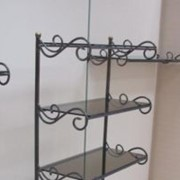 Мебель для магазинов Ковка фото
