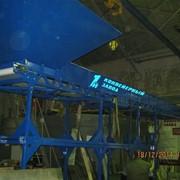 Передвижной ленточный конвейер фото