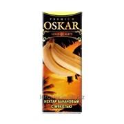 Нектар банановый с мякотью, торговая марка Oskar фото