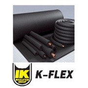 Рулоны каучуковые самоклеющиеся K-Flex ST AD ALU 10 х 1000 (ширина 1 м) фото
