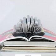 Журналы иллюстрированные. Полиграфия фото