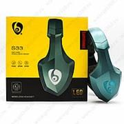 Беспроводные накладные наушники ETT3 Innate Voice Wireless S33 Green (Зеленый) фото