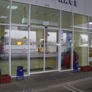 Двери автоматические WGM Decor фото