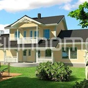 Финские каркасные дома — Classic 167 фото
