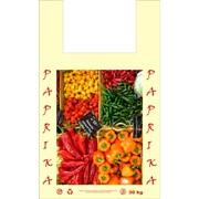 Изготовление полиэтиленовых ПАКЕТОВ с логотипом заказчика от 1-6 цветов, с полноцветной печатью. А также любые серийные пакеты по параметрам заказчика. УСЛУГИ ФЛЕКСОГРАФИЧЕСКОЙ ПЕЧАТИ (флексопечать) на гибкой упаковке. фото