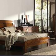 Комплект мебели для спальни в морском стиле фото