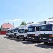 Перевозка мебели по Киеву автомобилями с гидробортом фото