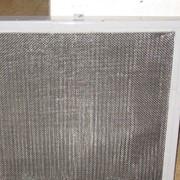 Фильтры сетчатые системы вентиляции пассажирских вагонов фото