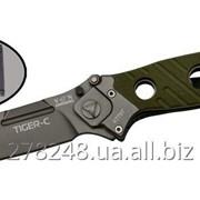 Нож складной, механический Tiger-c фото