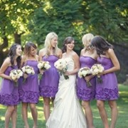 Прокат одежды подружкам невесты фото