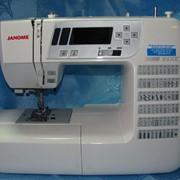 Компьютеризованная швейная машина JANOME DC 360 фото