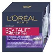 Крем дневной L`OREAL REVITALIFT филлер, 50мл фото