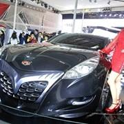 Автомобили из Китая фото