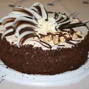 Торт Утренняя заря фото
