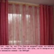 Дизайн и пошив штор для гостиной фото