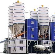 Автоматизация бетонных заводов фото