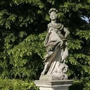 Объемная трехмерная скульптура фото