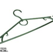 Вешалка для одежды Т2 40 см с поворотным крючком Mastertool 92-0161 фото