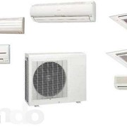 Гарантийное сервисное обслуживание кондиционеров и вентиляцией. фото