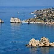 Фотография Морской пейзаж Кипра фото