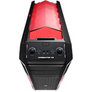 Корпуса компьютеров AeroCool XPredator X3 Devil Red Edition фото