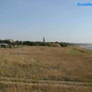 Земельный участок в Бердянске под застройку с видом на море, первая береговая линия, 7 соток фото